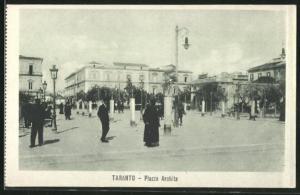 AK Taranto, Piazza Archita