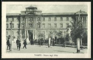 AK Taranto, Palazzo degli Uffici