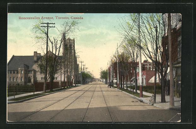 AK Toronto, Roncesvalles Avenue