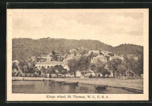 AK St. Thomas, Kings wharf