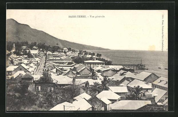 AK Basse-Terre, Vue générale