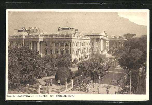 AK Capetown, Houses of Parlament