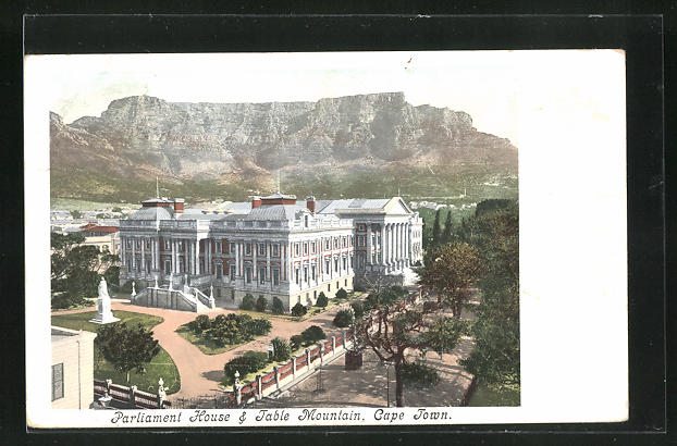 AK Cape Town, Parliament House & Table Mountain