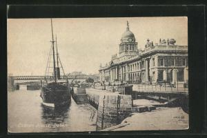 AK Dublin, Custom House