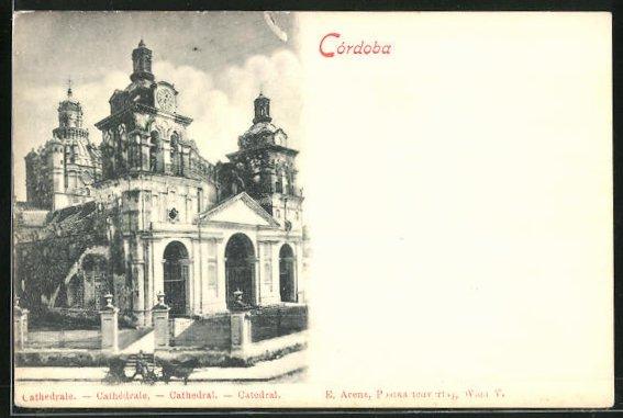 AK Cordoba, Cathedrale