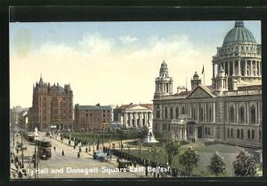 AK Belfast, City Hall and Donegall Square East
