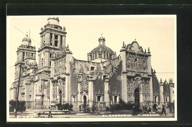 AK Mexico, El Sagrario