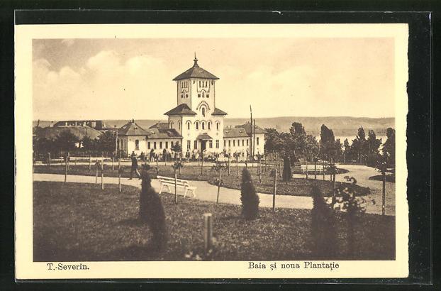 AK T.-Severin, Baia si noua Plantatie