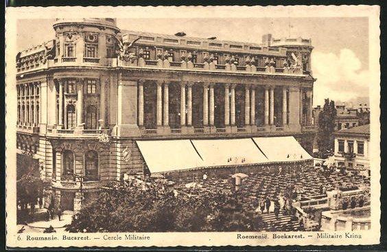 AK Bucarest, Cercle Militaire