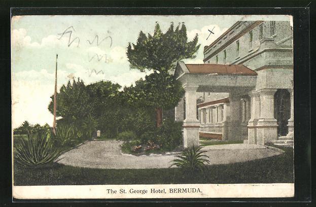 AK Bermuda, The St. George Hotel