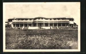 AK Basse-Terre, Le Palais du Gouvernement