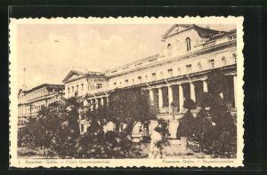 AK Quito, Palais Gouvernemental