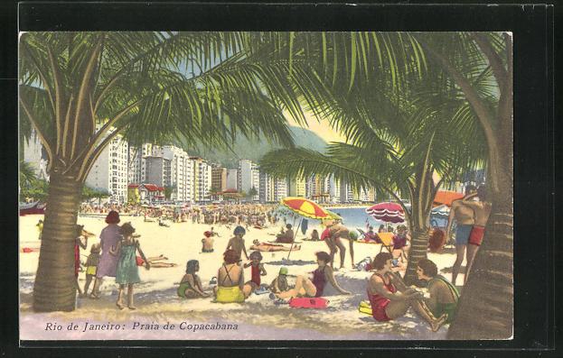 AK Rio de Janeiro, Praia de Copacabana
