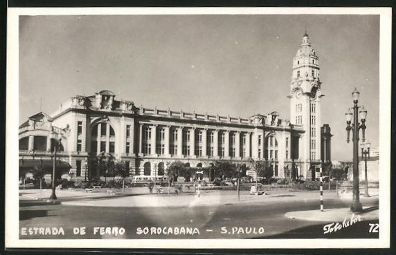 AK Sao Paulo, Estrada de Ferro Sorocabana