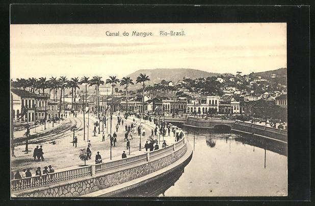 AK Rio de Janeiro, Canal do Mangue