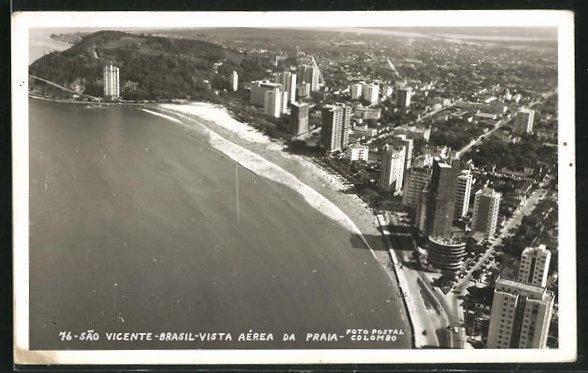 AK Sao Vicente, Vista Aerea da Praia
