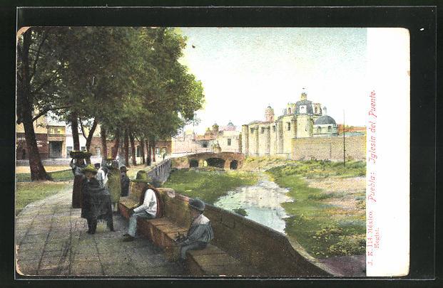 AK Puebla, Iglesia del Puente
