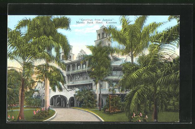 AK Kingston, Myrtle Bank Hotel