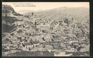 AK Lorca, Vista Panoramica