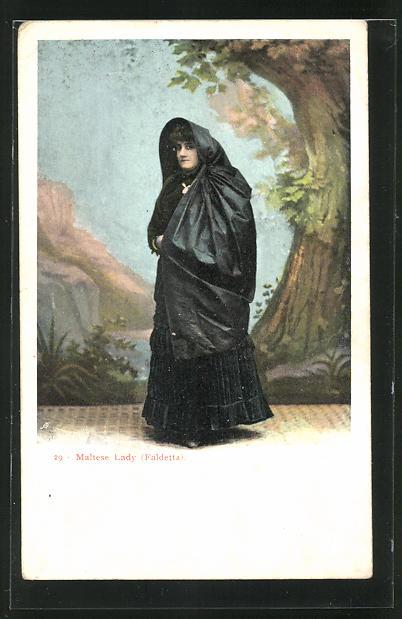 AK Malta, Maltese Lady (Faldetta)