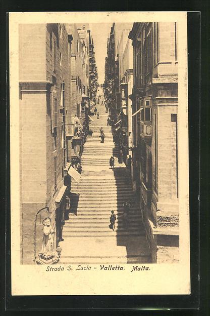 AK Valletta, Strada S. Lucia