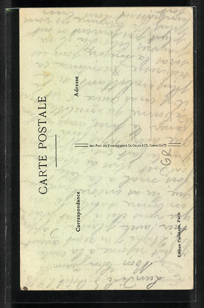 AK Salonique, Incendie de Aout 1917, Rue Franque, Banque Ottomane 1