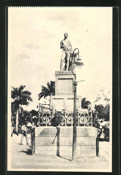 AK Barbados, Nelson`s Monument