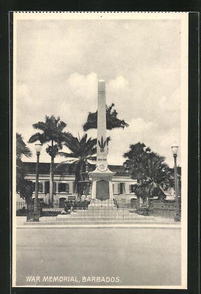 AK Barbados, War Memorial