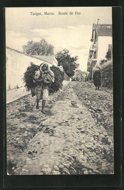 AK Tanger, Route de Fez