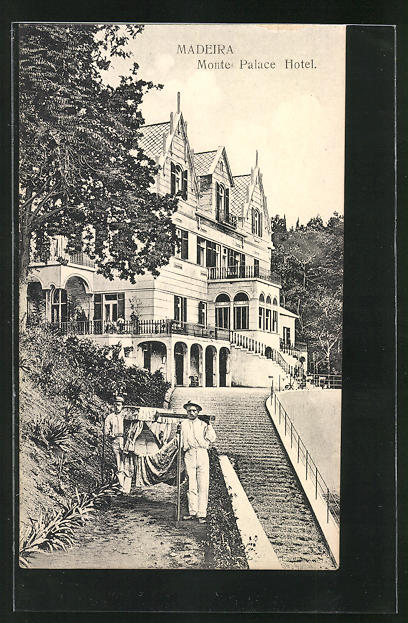 AK Madeira, Monte Palace Hotel 0