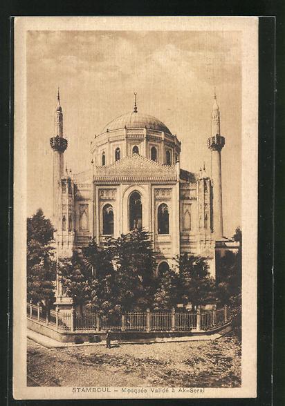 AK Stamboul, Mosquée Validé à Ak-Serai 0