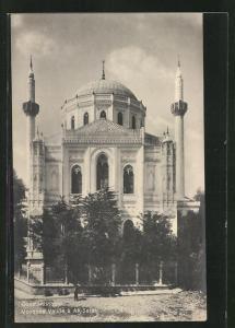 AK Constantinople, Mosquée Validé à Ak-Serai