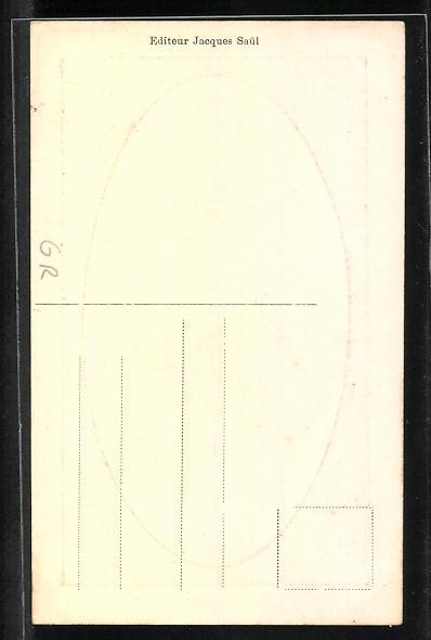 Präge-AK Salonique, Mosquée du St. Pantheleon 1