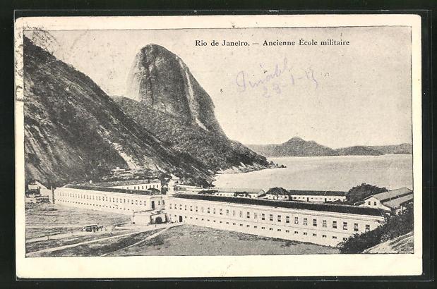 AK Rio de Janeiro, Ancienne École militaire