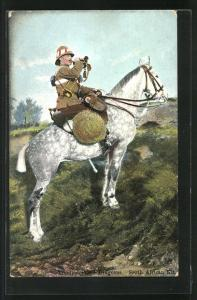 AK Trumpeter 2nd Dragoons, South Africa Kit, Burenkrieg