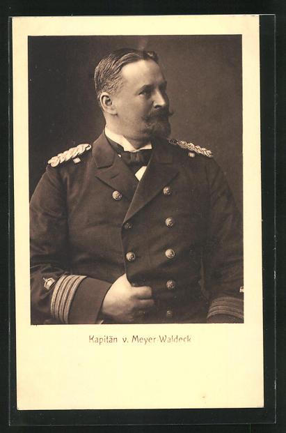AK Kapitän v. Meyer-Waldeck, Gouverneur von Kiautschou