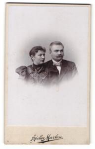 Fotografie Atelier Marten, Bockenem a/H, Portrait bürgerliches junges Paar