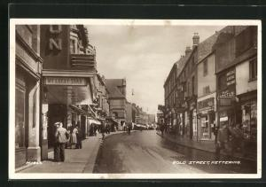 AK Kettering, Gold Street