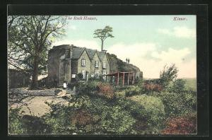 AK Kinver, the Rock Houses
