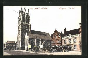 AK Newport, St. Thomas Church