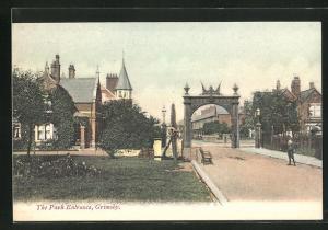 AK Grimsby, the Park Entrance