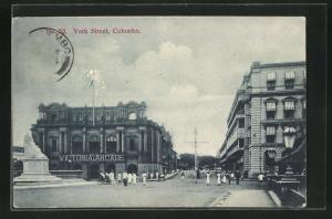 AK Colombo, York Street, Victoria Arcade