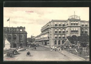AK Colombo, York Street & Victoria Arcade