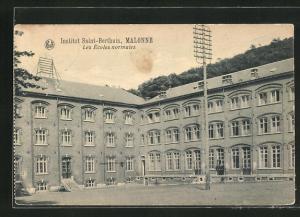 AK Malonne, Institut Saint-Berthuin, les Ecoles normales
