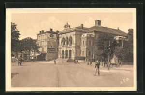 AK Albi, Le Theatre