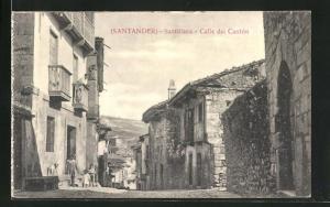 AK Santillana, Calle del Canton