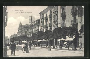 AK Santander, Calle de Amos de Escalante