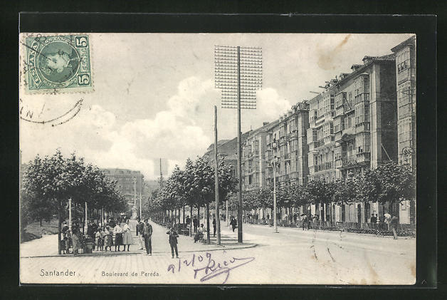 AK Santander, Boulevard de Pereda 0