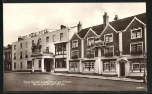 AK Stratford-on-Avon, Red Horse & Golden Lion Hotel