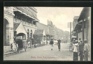 AK Colombo, Baillie Street, Fort